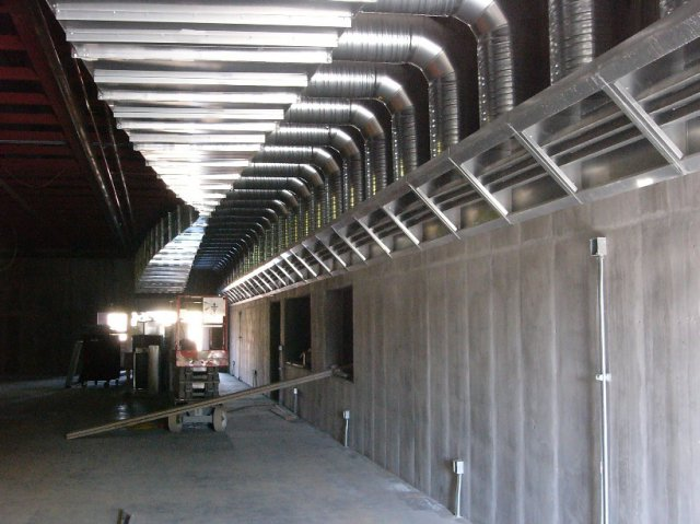 Indoor Shooting Range Ventilation Systems D5 Ranges