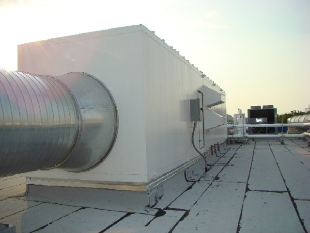 Indoor shooting range ventilation systems d5 ranges for Indoor gardening ventilation system